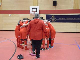 Reichstorf zittert sich in das Endspiel der Futsal Kreisliga