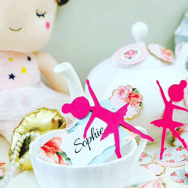 💖 Sophie 💖 #s'mores #sleepoverparty #sleepovers #girlsparty #ballerinaparty #kidsparty #kidspartie