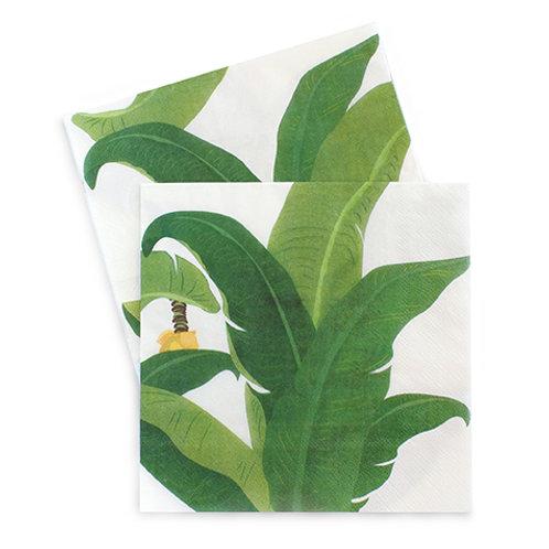 Paper Napkins Troppo Leaf 20pcs