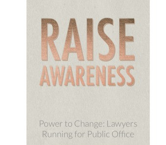 Power to Change: Lawyers Running for Public Office 6/11/20
