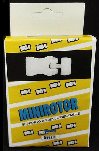 SUPPORTO A PINZA Mod.  Mini Rotor