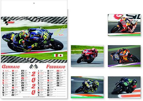 """100 Calendari Illustrati """"MOTO GP"""""""