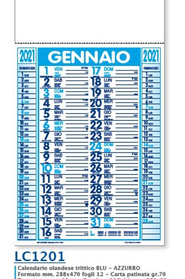 100 CALENDARI OLANDESI LC1201