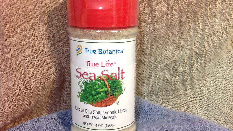 True Life Sea Salt