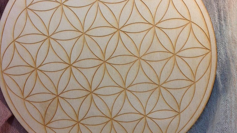 9 inch flower grid
