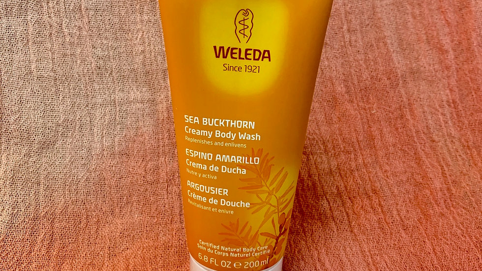 Weleda Sea Buckthorn Body Wash