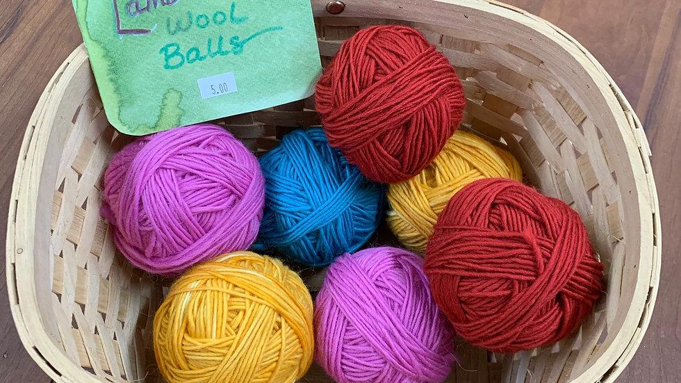 Lambs Pride Wool Balls