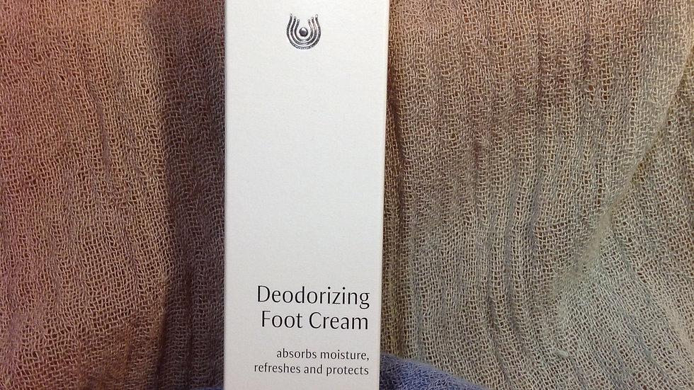 Deodorizing Foot Cream