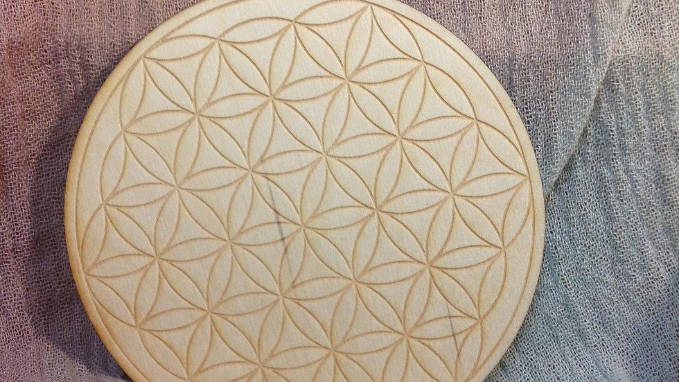 6 inch flower grid