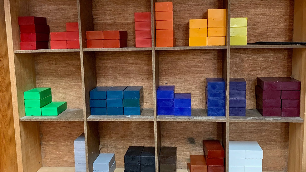 Block Crayons