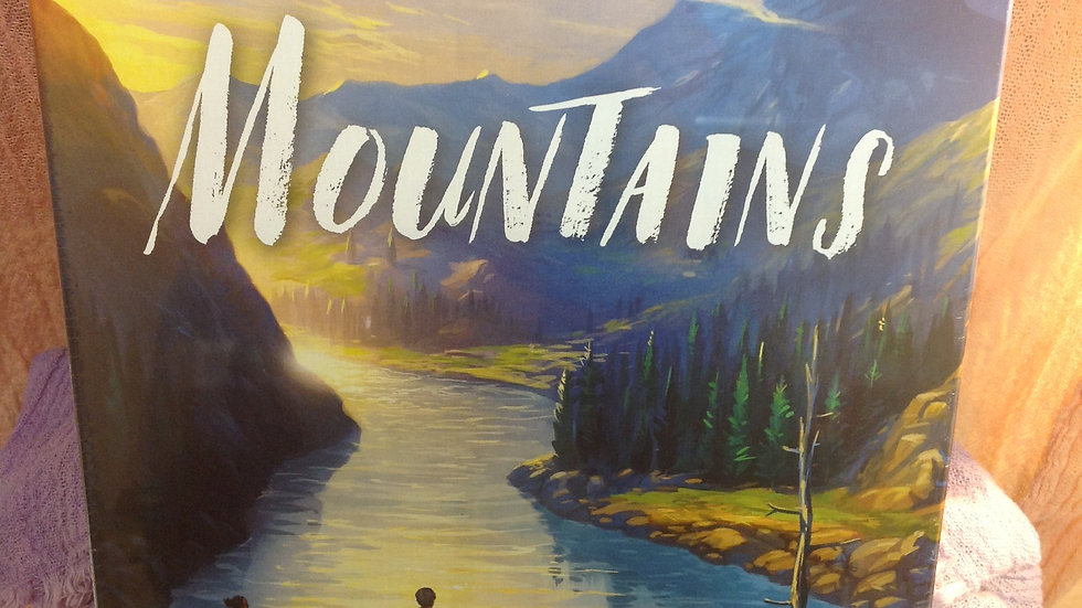 Mountains Board Game
