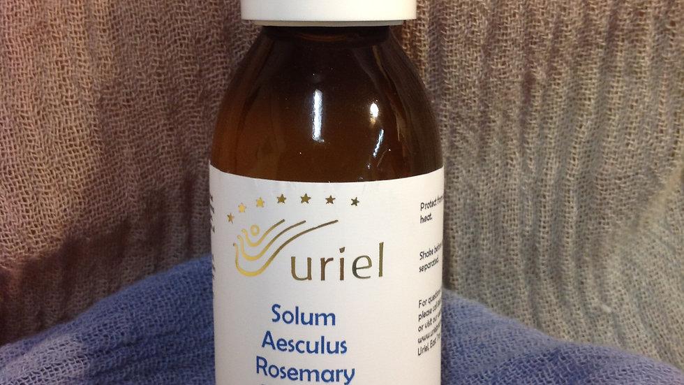 Solum Aesculus Rosemary Body Oil