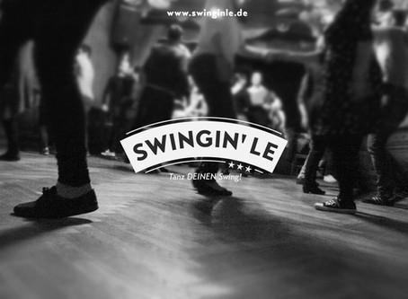 Eine neue Website für Swingin'LE