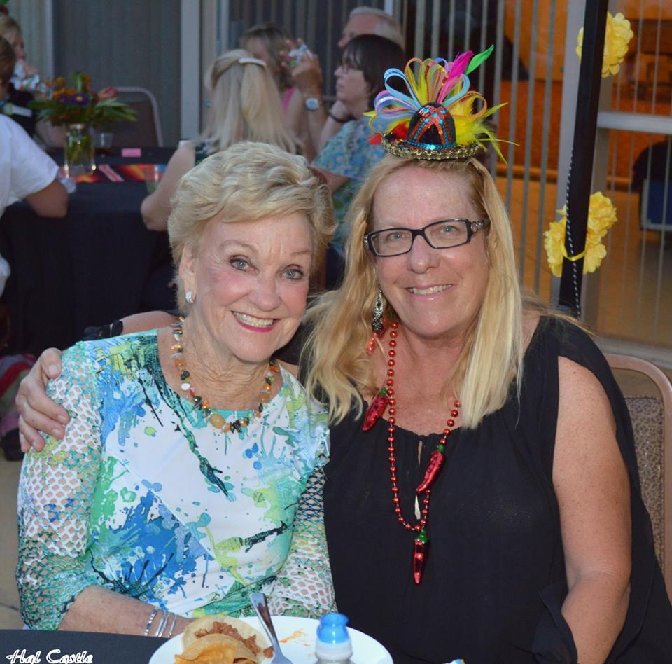 Diane Jessup & Jan Darlington