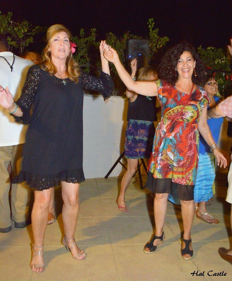 Dancing and Singing