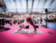 ondeto travel yoga mat rag rug wallkabou