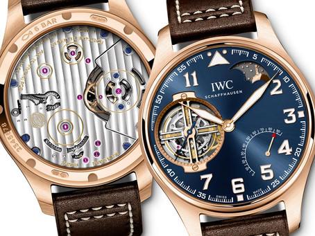 IWC Big Pilot's Watch Constant-Force Tourbillon Edition