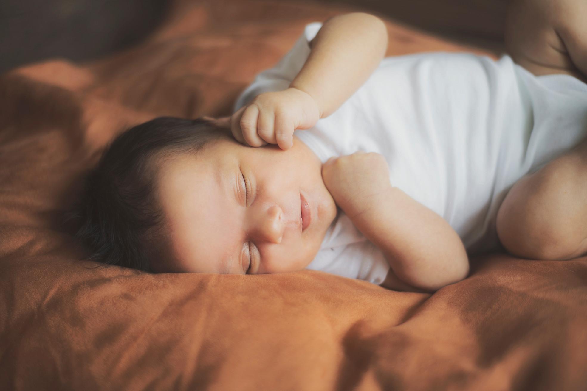 Newborn fotosessie: Extra