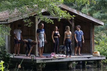 Hatha yoga - Coaching and Yoga Hossegor