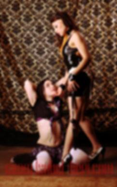 Denver Mistress Devi and Trans Girl Slav
