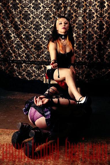 Denver Mistress Isobel Devi Shibari 1.jp