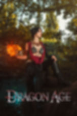 Morriga Dragon Age cosplay