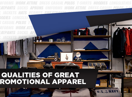 Why Promotional Apparel is Still Important