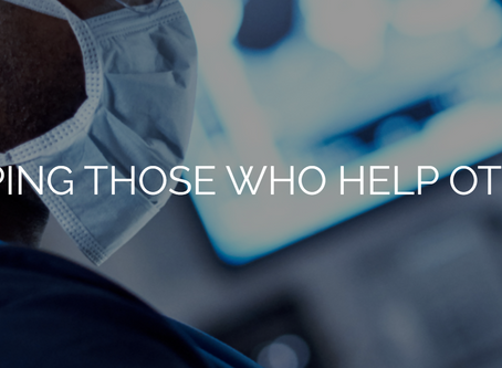 Helping Those Who Help Us