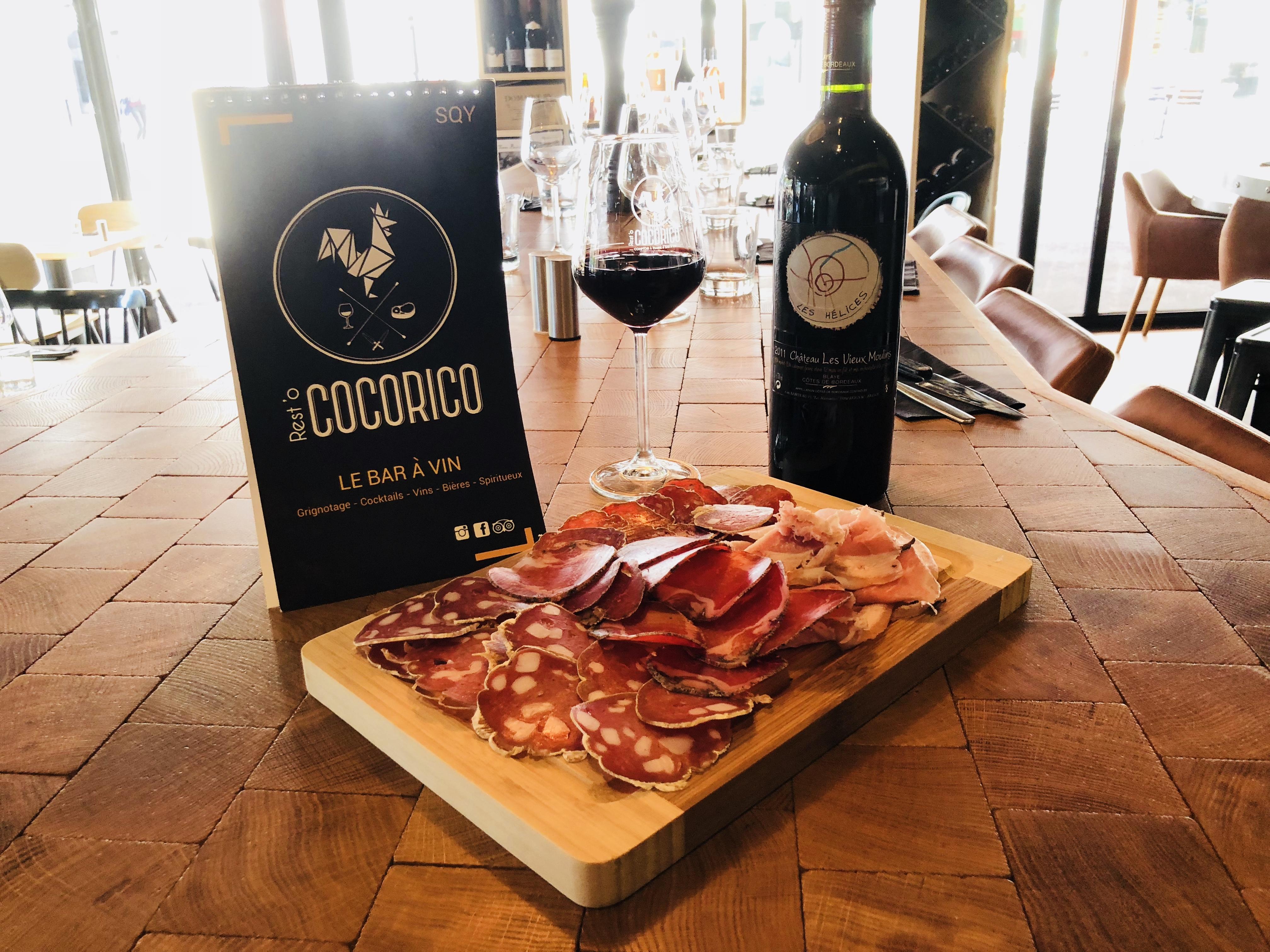 montigny charcuterie et vin