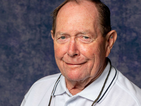 Board President, Don McGuire passes 9/14/21