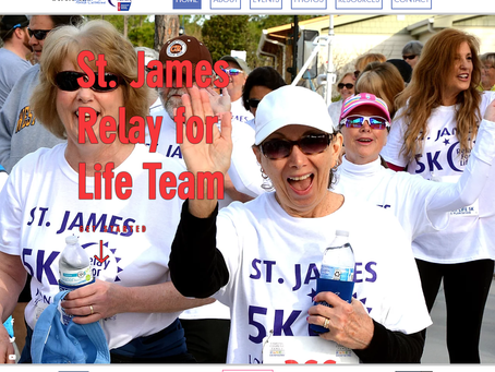 St. James Relay for Life
