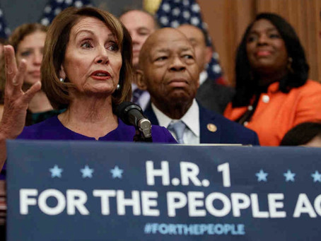 H.R.1/S.1 – The For the People Act of 2021