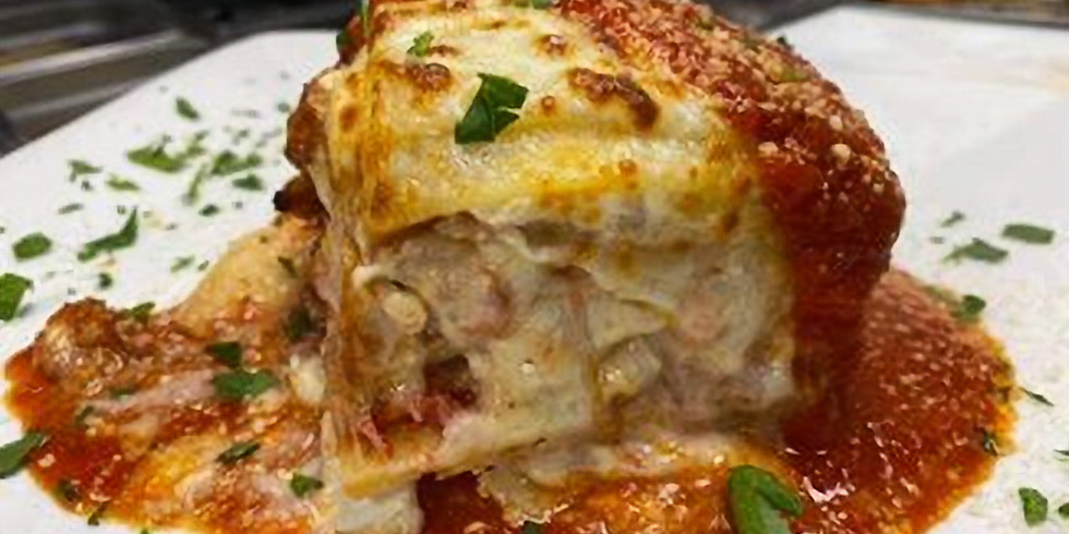 Castucci's Italian Dinner - Feb 27 SOLD OUT