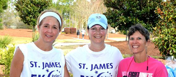 #R-L, Jennifer Zentmayer, 2nd Julie Wint