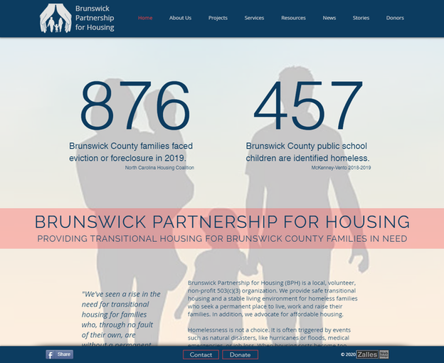 Brunswick Partnership for Housing