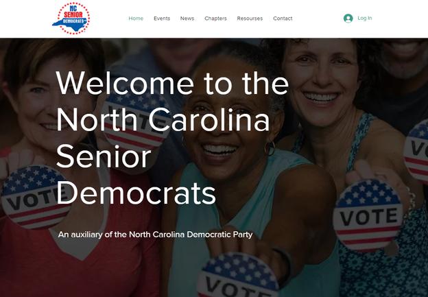 North Carolina Senior Democrats