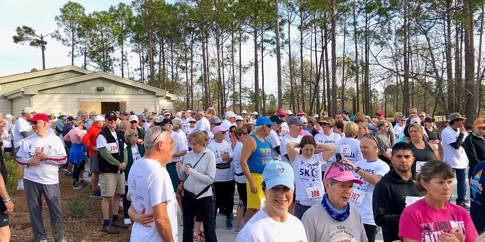 St. James 5K Walk/Run