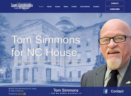 Tom Simmons