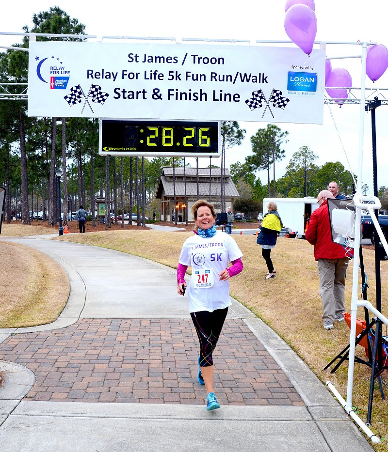 St. James-Troon Relay for Life, 3-24-18
