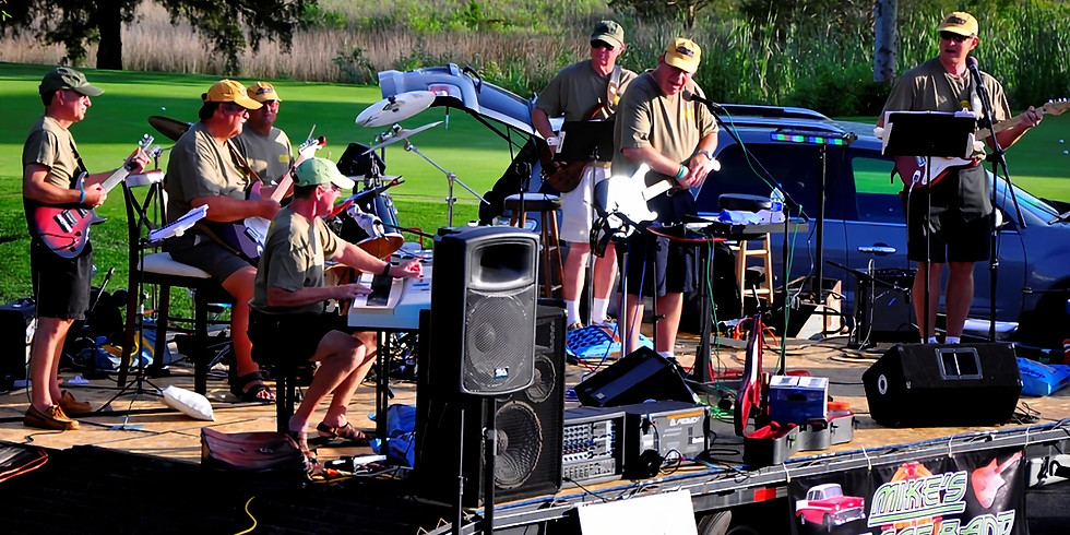 Benefit Concert and Silent Auction featuring Mike's Garage Band