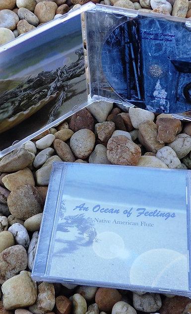 An Ocean Of Feelings Native American Flute -CD-
