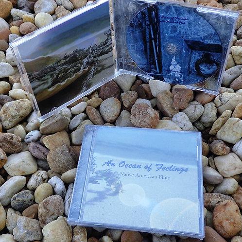 An Ocean Of Feelings Native American Flute CD
