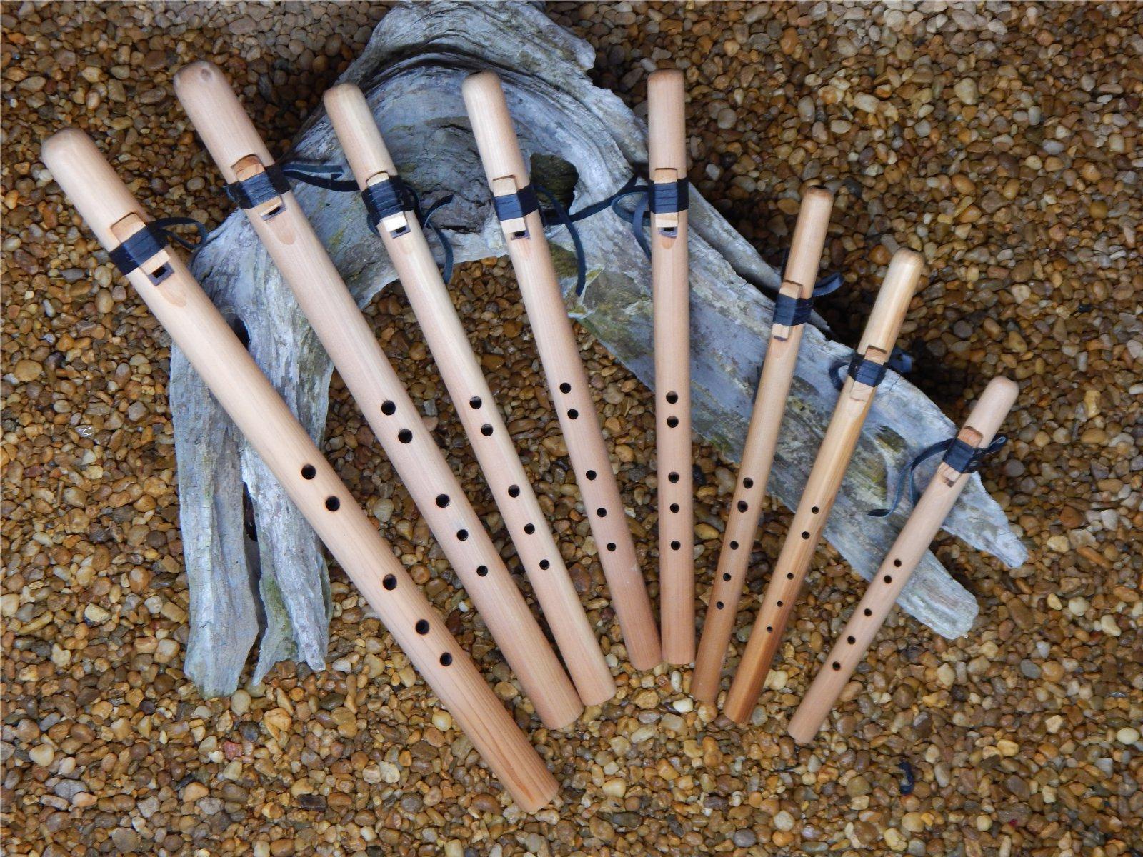 Western Cedar Native American Flutes