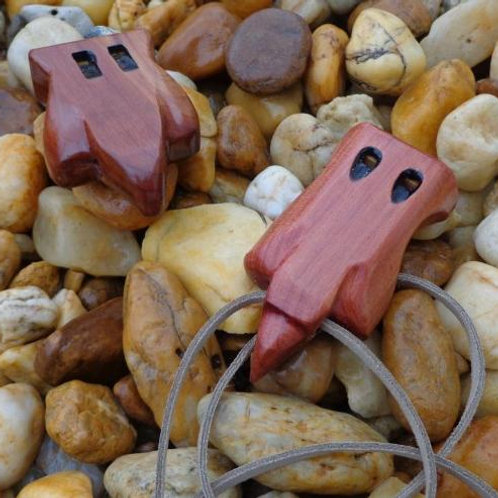 Large Native American Eagle Whistle