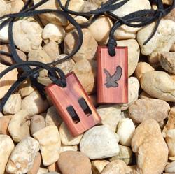 Native American Eagle Whistle