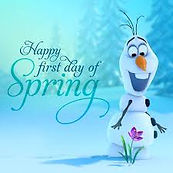 Happy First Day of Spring!