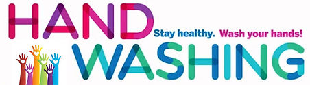 Handwashing keeps us healthy!