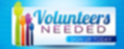 Volunteers Needed Sign-Up Today