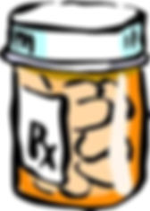 Bottle of Prescription Pills