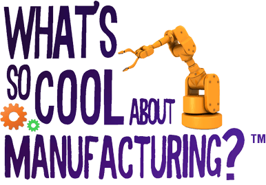 What's so cool about manufacturing? Link